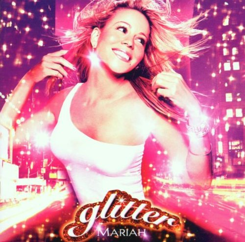 Original album cover of Glitter by Mariah Carey