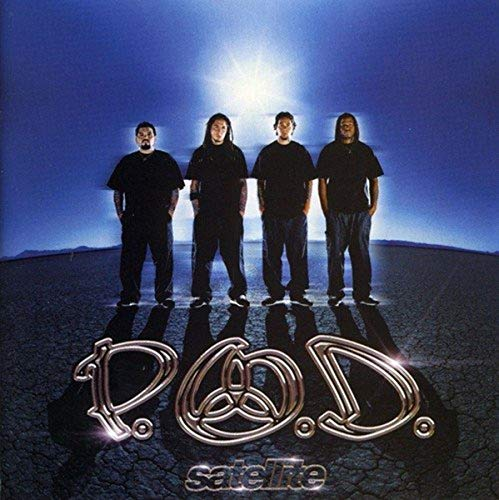 P.O.D. - Satellite (CDS) - Zortam Music