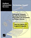 Enterprise Network Security Guidelines: Prevention and Response to Hacker Attacks