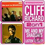 Capa de Me And My Shadows / Listen To Cliff!