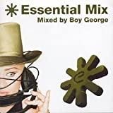 Cubierta del álbum de Essential Mix (Mixed by Boy George)