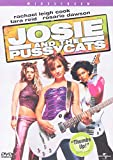 Josie and the Pussycats (PG-13 Version) - movie DVD cover picture