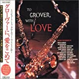 Album cover for To Grover, With Love