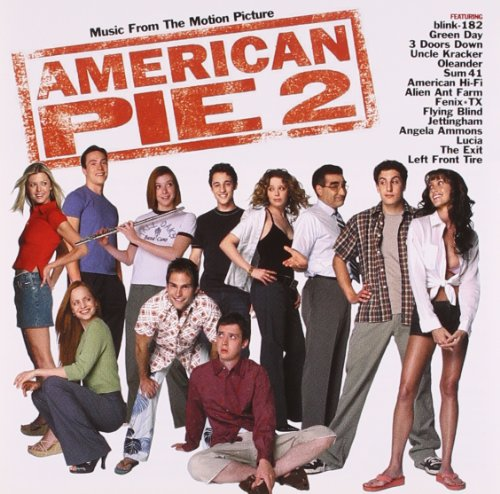 American Pie 2 soundtrack