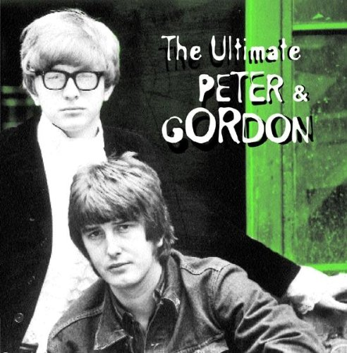 Original album cover of The Ultimate Peter & Gordon by Peter & Gordon