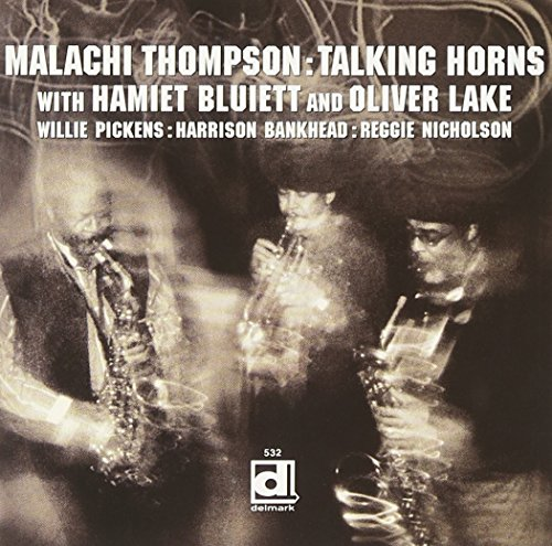 Album Talking Horns by Malachi Thompson