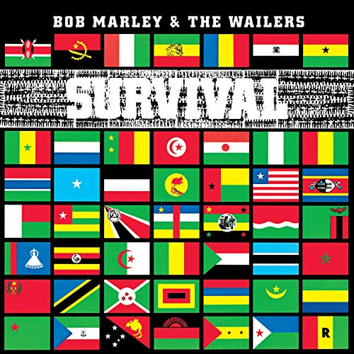 Bob Marley - Survival - Zortam Music