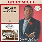 Album cover for Bobby Short Loves Cole Porter/Guess Who's in Town