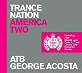 Copertina di album per V2 Trance Nation America
