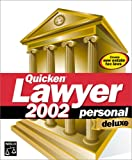 Quicken Lawyer 2002 Personal Deluxe image