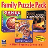 Family Puzzle Pack Gold Collection (Jewel Case) (6-Pack)