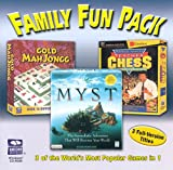 Family Fun Pack Gold Collection (Jewel Case) (6-Pack)