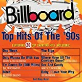 Pochette de l'album pour Billboard Top Hits of the 90's
