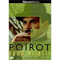 Hercule Poirot : Dumb witness / Эркюль Пуаро : Немой свидетель (1996)
