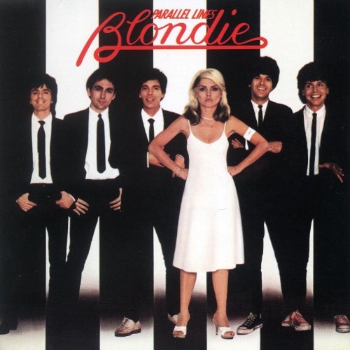 Original album cover of Parallel Lines by Blondie