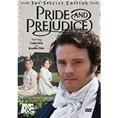Pride and Prejudice Dvds