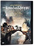 The Lord of the Rings - movie DVD cover picture