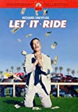Let It Ride - movie DVD cover picture