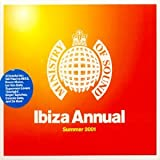 Album cover for Ministry of Sound: Ibiza Annual Summer 2001 (disc 2)