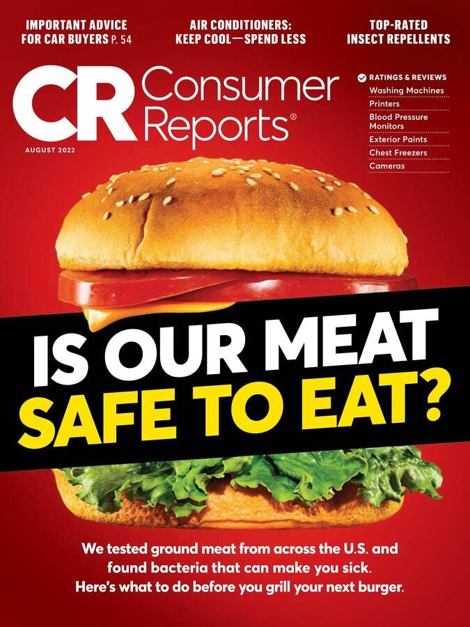 Consumer Reports [MAGAZINE SUBSCRIPTION]