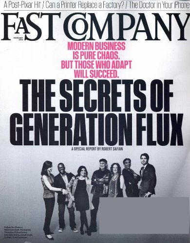 Fast Company [MAGAZINE SUBSCRIPTION]