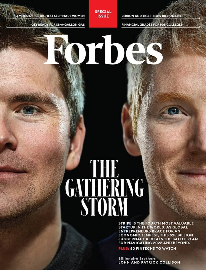 Forbes [MAGAZINE SUBSCRIPTION]