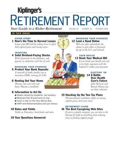 Kiplingers Retirement Report [MAGAZINE SUBSCRIPTION]