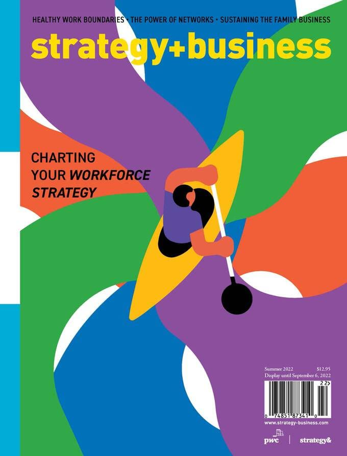 Strategy+business [MAGAZINE SUBSCRIPTION]