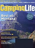 Camping Live magazine cover