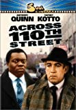Across 110th Street - movie DVD cover picture