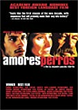 Amores Perros - movie DVD cover picture