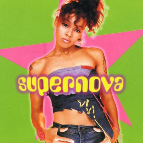 Left Eye - Supernova