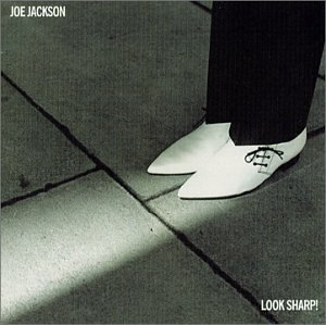 CD-Cover: Joe Jackson - Look Sharp!
