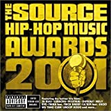 Pochette de l'album pour The Source Hip-Hop Music Awards 2001