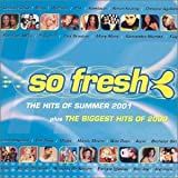 Pochette de l'album pour So Fresh Summer 2002 (disc 2)