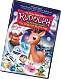 Rudolph the Red-Nosed Reindeer & The Island of Misfit Toys - movie DVD cover picture