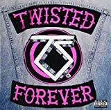 Album cover for Twisted Forever