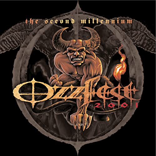 Ozzfest 2001: Second Millennium
