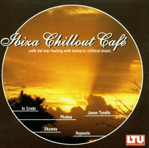 Various Artists - Chillout Cafe - Zortam Music