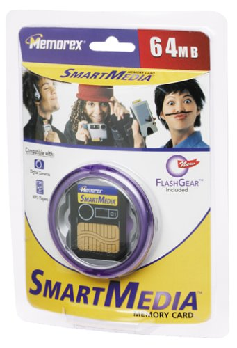 Smartmedia Memory Card. MB SmartMedia Memory Card