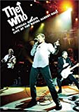 The Who - Live at the Royal Albert Hall - movie DVD cover picture