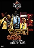 Kool & the Gang - Live from House of Blues - movie DVD cover picture