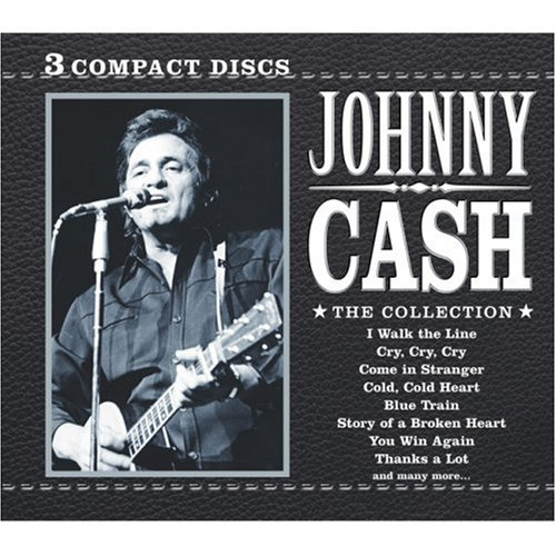 Johnny Cash - Collection [Madacy Box] (2 of 3) - Zortam Music