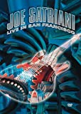 Joe Satriani - Live in San Francisco - movie DVD cover picture