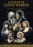 Andrew Lloyd Webber - The Royal Albert Hall Celebration - movie DVD cover picture