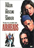 Airheads - movie DVD cover picture