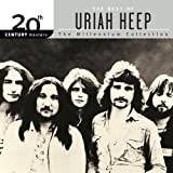 Cubierta del álbum de 20th Century Masters - The Millennium Collection: The Best of Uriah Heep