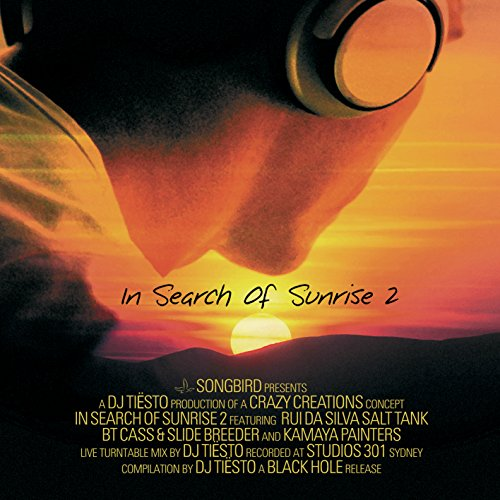 DJ Tiesto - In Search of Sunrise, Vol. 2 - Zortam Music