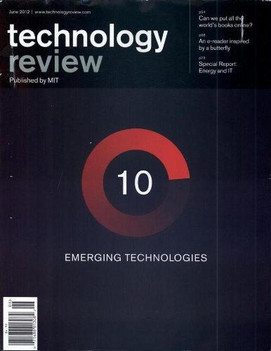 Technology Review/MIT [MAGAZINE SUBSCRIPTION]