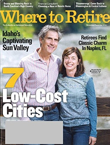 Where To Retire [MAGAZINE SUBSCRIPTION]